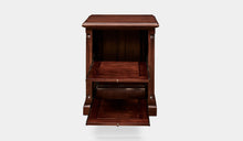 Load image into Gallery viewer, Mahogany-Pullout-Cabinet-everingham-r5