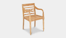 Load image into Gallery viewer, Outdoor-Teak-Regency-Armchair-r2