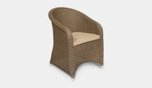 Load image into Gallery viewer, Outdoor-Wicker-Dining-Chair-KubuCappuccino-r5