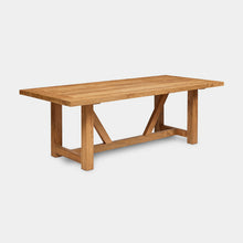 Load image into Gallery viewer, Reclaimed-Teak-Outdoor-Dining-Table-Vinegard-r1