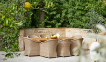 Load image into Gallery viewer, Reclaimed-Teak-Outdoor-Dining-Table-Vinegard-r2