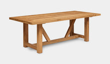 Load image into Gallery viewer, Reclaimed-Teak-Outdoor-Dining-Table-Vinegard-r5