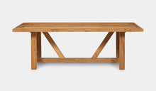 Load image into Gallery viewer, Reclaimed-Teak-Outdoor-Dining-Table-Vinegard-r6