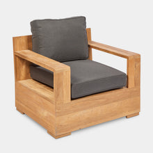 Load image into Gallery viewer, Reclaimed-Teak-Outdoor-Lounger-Monte-Carlo-1Seater-r1