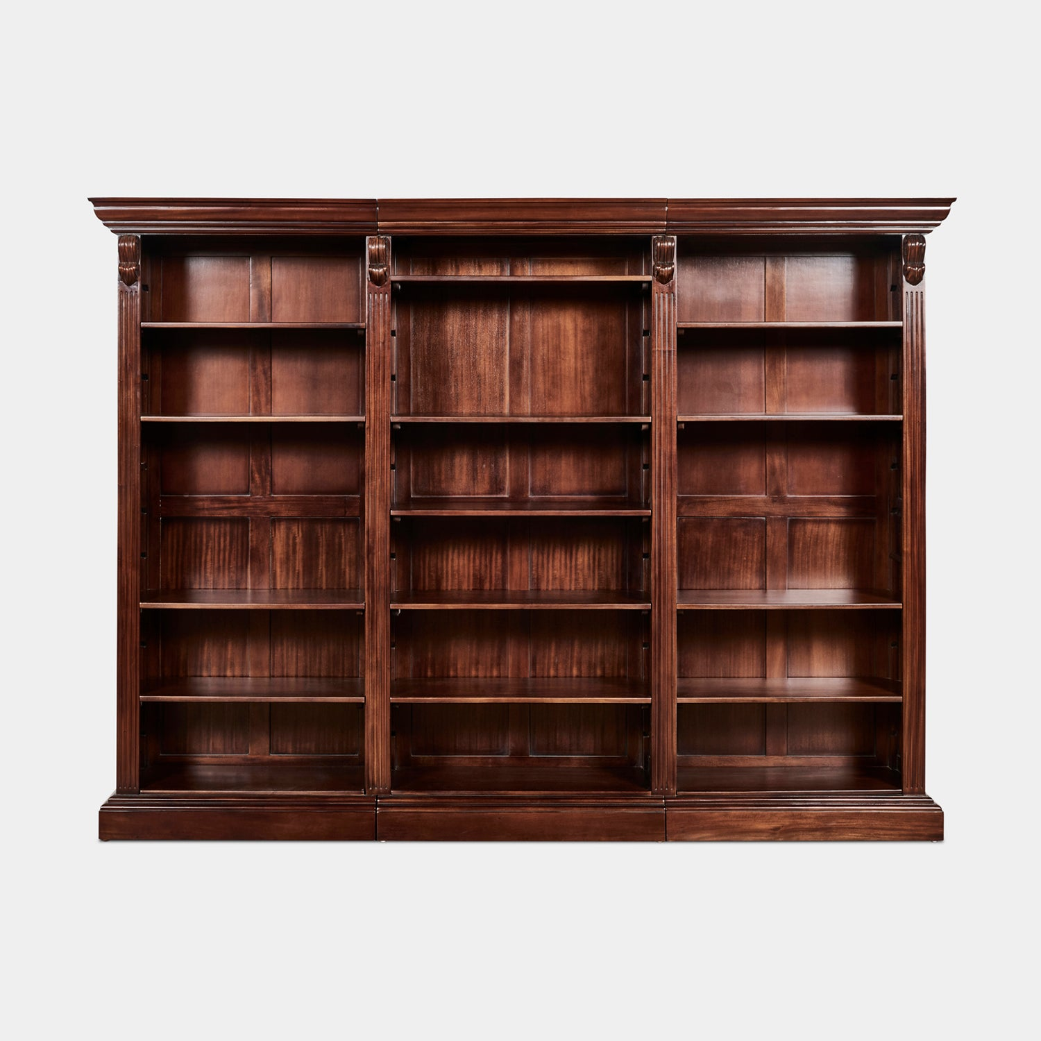 Solid-Mahogany-Bookcase-Barrington-r1