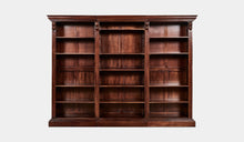 Load image into Gallery viewer, Solid-Mahogany-Bookcase-Barrington-r2