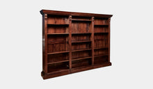 Load image into Gallery viewer, Solid-Mahogany-Bookcase-Barrington-r3