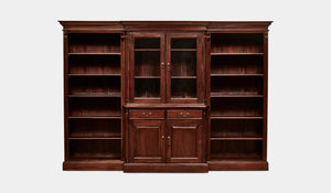 Solid-Mahogany-Bookcase-Everingham-3Piece-r5