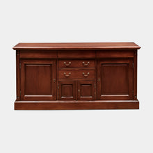 Load image into Gallery viewer, Solid-Mahogany-Buffet-Crystal-Classic-r1