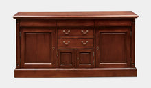 Load image into Gallery viewer, Solid-Mahogany-Buffet-Crystal-Classic-r3