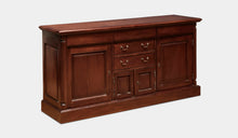 Load image into Gallery viewer, Solid-Mahogany-Buffet-Crystal-Classic-r4