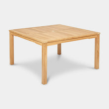 Load image into Gallery viewer, Square-Teak-Table-r1