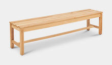 Load image into Gallery viewer, Teak-Lindon-table-with-bench-3