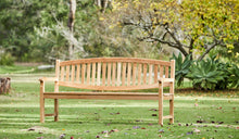 Load image into Gallery viewer, Teak-Bench-Sydney-Lion150-r2