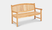 Load image into Gallery viewer, Teak-Bench-Sydney-Lion150-r3