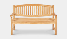 Load image into Gallery viewer, Teak-Bench-Sydney-Lion150-r4