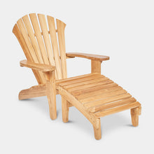 Load image into Gallery viewer, Teak-Cape-Cod-Adirondack-Chair-r1
