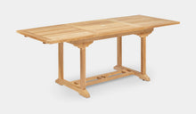 Load image into Gallery viewer, Teak-Lindon-table-with-bench-4
