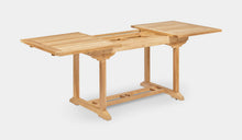 Load image into Gallery viewer, Teak-Lindon-table-with-bench-5