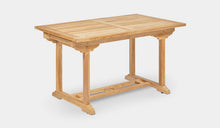 Load image into Gallery viewer, Teak-Lindon-table-with-bench-9