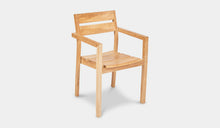 Load image into Gallery viewer, Teak-Outdoor-Armchair-Bakke-r6