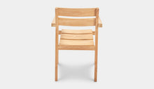 Load image into Gallery viewer, Teak-Outdoor-Armchair-Bakke-r8