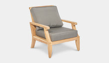 Load image into Gallery viewer, Teak-Outdoor-Lounge-Juliet-1Seater-r8