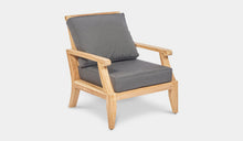 Load image into Gallery viewer, Teak-Outdoor-Lounge-Juliet-1Seater-r9