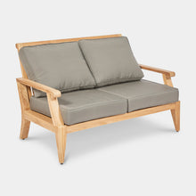 Load image into Gallery viewer, Teak-Outdoor-Lounge-Juliet-2Seater-r1