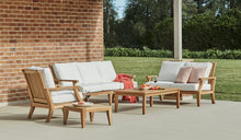 Load image into Gallery viewer, Teak-Outdoor-Lounge-Juliet-3Seater-r5