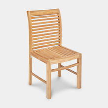 Load image into Gallery viewer, Teak-Outdoor-dining-side-chair-Blaxland-r1