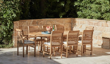 Load image into Gallery viewer, Teak-Outdoor-dining-side-chair-Blaxland-r2