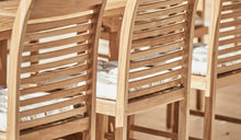 Load image into Gallery viewer, Teak-Outdoor-dining-side-chair-Blaxland-r3