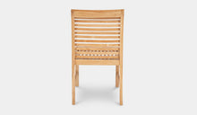 Load image into Gallery viewer, Teak-Outdoor-dining-side-chair-Blaxland-r8