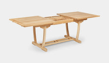 Load image into Gallery viewer, Teak-outdoor-dining-setting-Bakke-r6