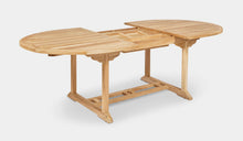 Load image into Gallery viewer, Teak-outdoor-oval-table-Sydney-Bakke-r8