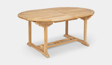 Load image into Gallery viewer, Teak-outdoor-oval-table-Sydney-Bakke-r9
