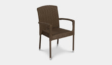Load image into Gallery viewer, Wicker-Outdoor-Chair-Kubu-Bates-Arms-r4