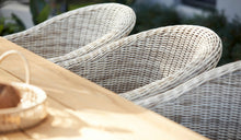 Load image into Gallery viewer, large-teak-table-wicker-crosstiekubu-r4