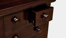 Load image into Gallery viewer, mahogany-bedside-table-antoinette-50cm-r5