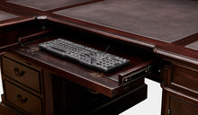 Load image into Gallery viewer, mahogany-desk-with-return-everingham-r10