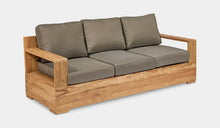 Load image into Gallery viewer, outdoor-reclaimed-teak-lounger-Monte-Carlo-3Seater-r5