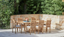 Load image into Gallery viewer, teak-outdoor-furniture-oval-table-blaxland-r10