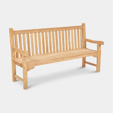 Load image into Gallery viewer, teak -bench-Classic-180cm-r1