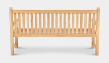 Load image into Gallery viewer, teak -bench-Classic-180cm-r5