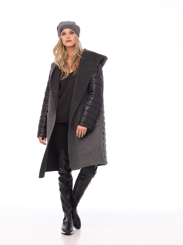 Manteau reversible ALEX
