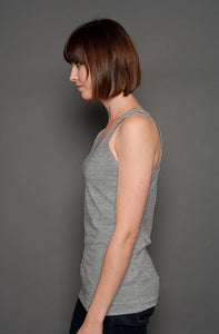Deep Heather Tank