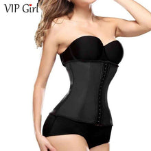 Load image into Gallery viewer, Sexy Corset Body Shapers Steel Bone Waist Cincher Corsette Plus Size Shaper For Women Slimming Trainer Weight Loss Free Shipping