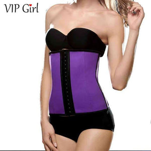 Sexy Corset Body Shapers Steel Bone Waist Cincher Corsette Plus Size Shaper For Women Slimming Trainer Weight Loss Free Shipping