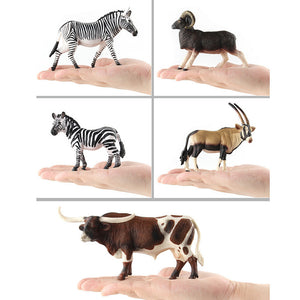 Educational Science Toy Simulated Animal Model Toy For Kids Children